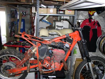 Motorcycle Repairs, Vintage Restoration and Custom Work